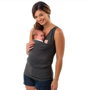 Lalabu Soothe Shirt Maternity Nursing Carrier Tank
